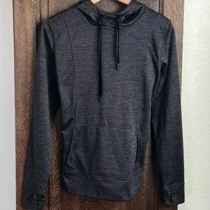 Hooded Athletic Sweatshirt